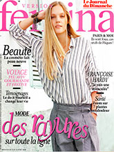 Version Femina avril 18